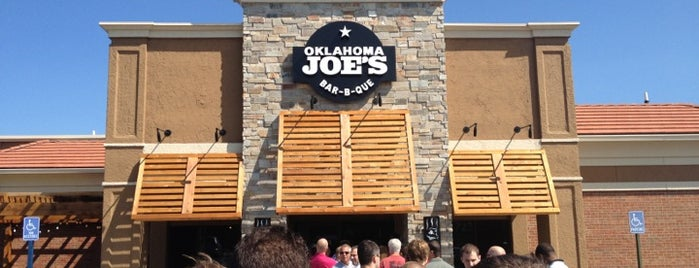 Joe's Kansas City Bar-B-Que is one of Road trip.