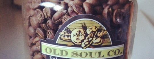 Old Soul Co. is one of #ThirdWaveWichteln Coffee Places.