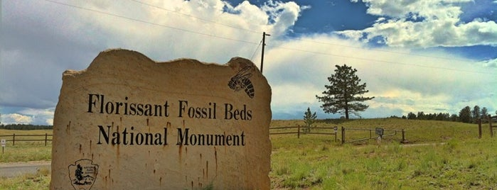 Florissant Fossil Beds National Monument is one of National Parks.