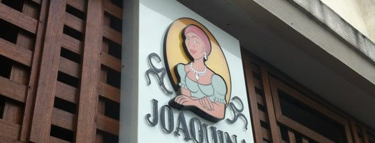 Joaquina Bar & Restaurante is one of RIO - Restaurantes.