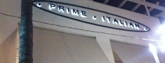 Prime Italian is one of Visit to Miami.