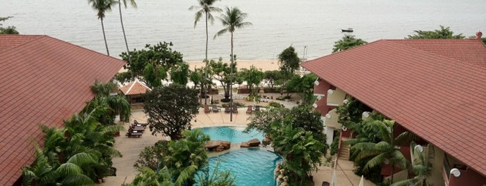 Bella Villa Cabana Pattaya is one of Hotel.