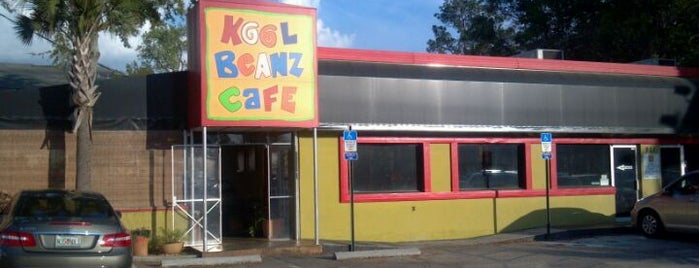 Kool Beanz Cafe is one of Niche Food in Tallahassee.