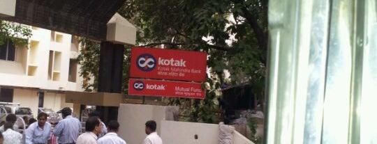 Kotak Mahindra Bank - ATM is one of Kotak Bank Locations - Mumbai.