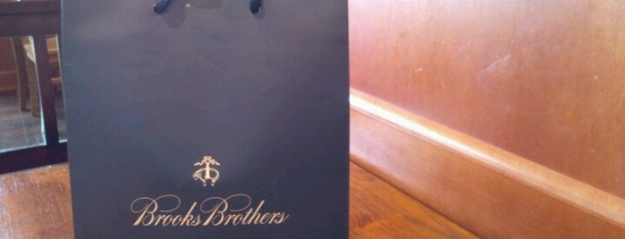 Brooks Brothers is one of 地元で行く場所(流山市).