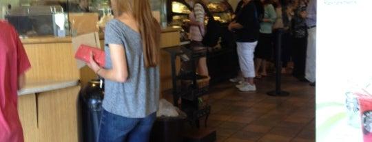 Starbucks is one of LA.