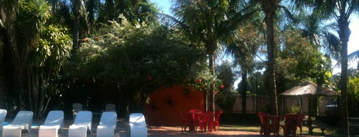 Hostel Paudimar Campestre is one of Foz do Iguaçu - PR.
