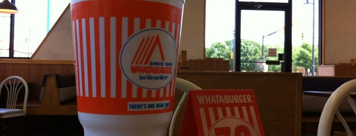 Whataburger is one of 2011 DFW Burger Battle.
