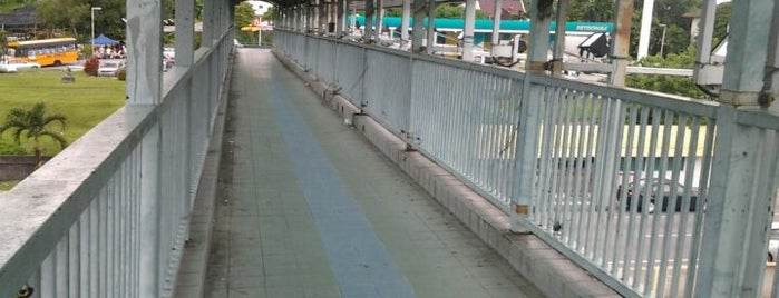 Jejantas HTAR-Petronas Andalas is one of Highway & Common Road.
