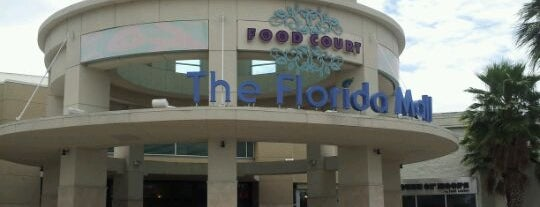 The Florida Mall is one of Orlando - Compras (Shopping).