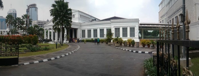 National Museum is one of JAKARTA.