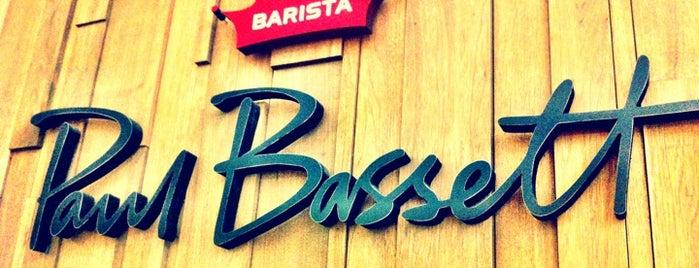 Paul Bassett is one of Tokyo's Best Coffee - 2013.
