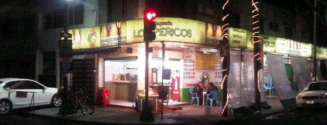 Los Pericos is one of Favorite Food.