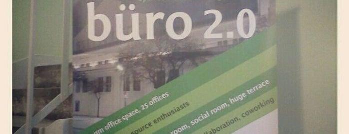 Buero 2.0 is one of Neukölln.