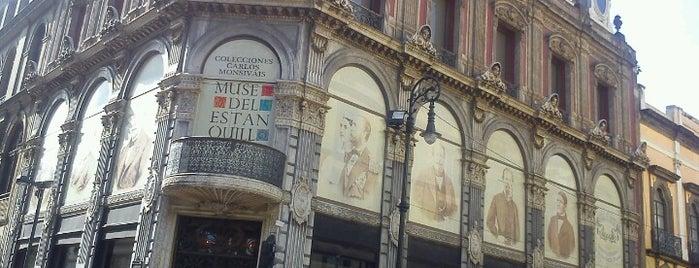Museo del Estanquillo is one of Algunos lugares....