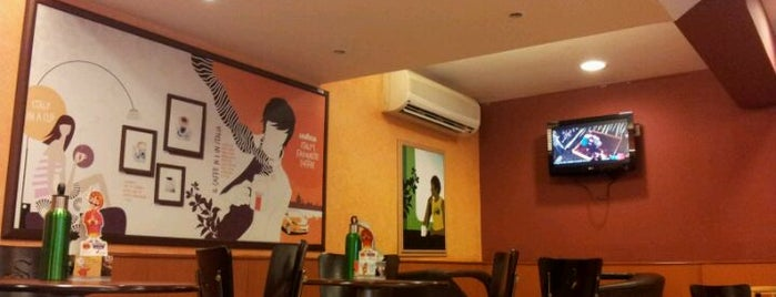 Barista is one of Bangalore Cafes.