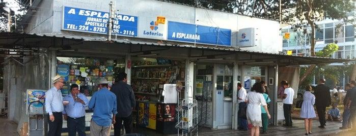 Banca Esplanada is one of comércio & serviços.
