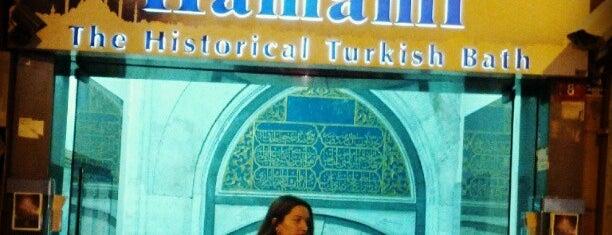 Çemberlitaş Hamamı is one of Istanbul City Guide.