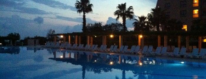 Riu Kaya Belek Hotel is one of Turkiye Hotels.