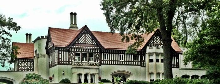 Callanwolde Fine Arts Center is one of The 15 Best Art Galleries in Atlanta.