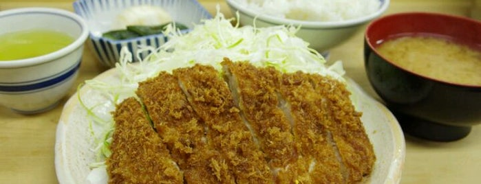 Tonkatsu Imoya is one of KAMIの喫茶食事飲み処.