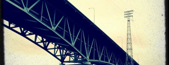 Ship Canal Bridge is one of Must-visit Great Outdoors in Seattle.
