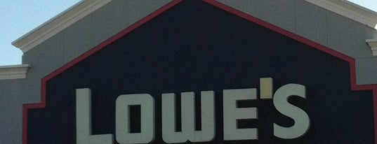 Lowe's Home Improvement is one of Guide to Mansfield's best spots.