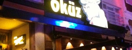 Öküz is one of İzmir.