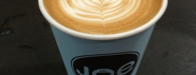 Joe Coffee is one of Manhattan's Best Coffee by Subway Stop.