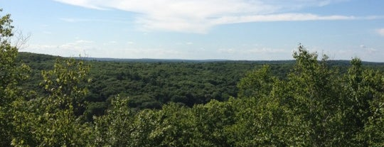 Diamond Hill State Park is one of just a list of places.