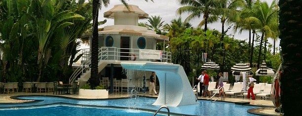 The Raleigh Hotel is one of Beach Hotels in Miami Beach.