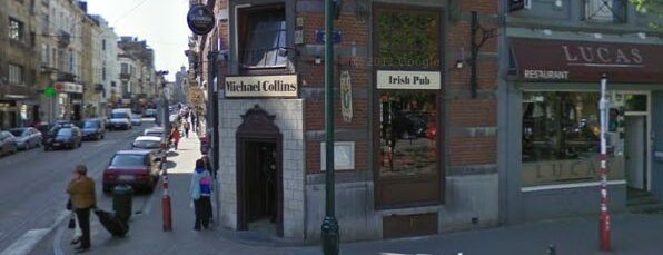 Michael Collins Irish Pub is one of Bruxelles, food and drinks.