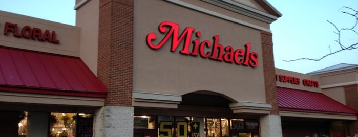 Michaels is one of food.