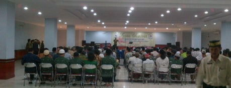 GOR tg priuk Sunter is one of Event Space.