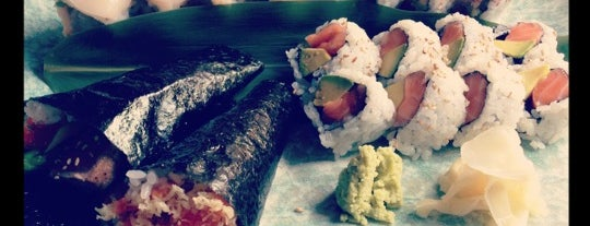 Ki Sushi is one of Brooklyn To-Do List.