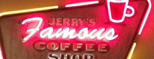 Jerry's Famous Coffee Shop is one of Great Places to Eat in Vegas!.