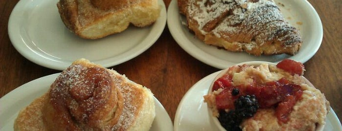Tartine Bakery is one of Favorites.