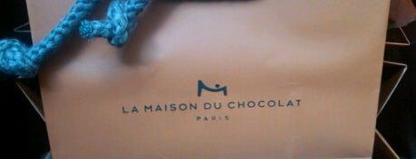 La Maison du Chocolat is one of Macarons in NYC.