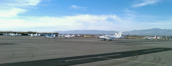 General William J. Fox Airfield (WJF) is one of Airports in US, Canada, Mexico and South America.