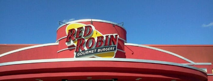 Red Robin Gourmet Burgers is one of Creative Innovations Cause Related Advertising.