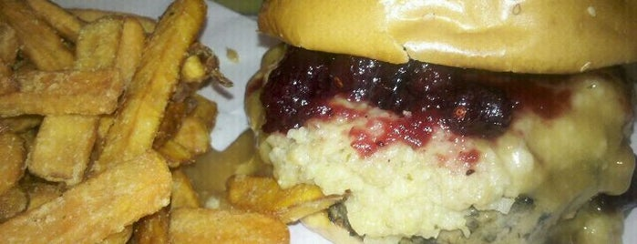 BGR - The Burger Joint is one of District of Burgers.