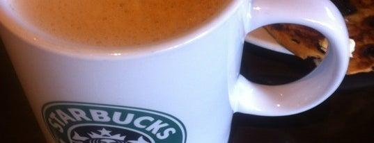 Starbucks is one of Burnham Haunts.
