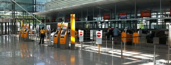 Terminal 2 is one of Airports in Europe, Africa and Middle East.