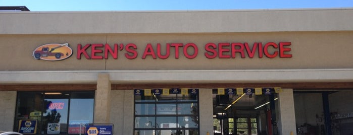 Ken's Auto Service, Inc. is one of First Call.