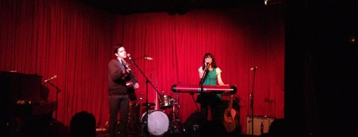 Hotel Cafe is one of L.A.'s Most Romantic Places.