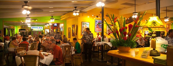 Jackie Rey's Ohana Grill is one of Big Island.