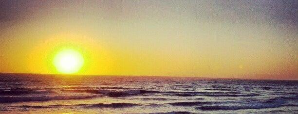 Ocean Beach is one of California..