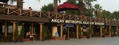 Metropol Cafe is one of doğallık..