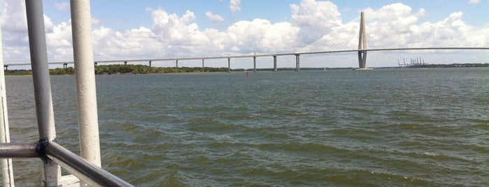 Charleston Harbor Tours is one of Must-Visit: Charleston, SC Edition.