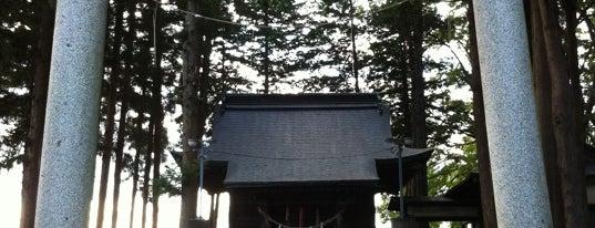 川留稲荷神社 is one of Shinto shrine in Morioka.